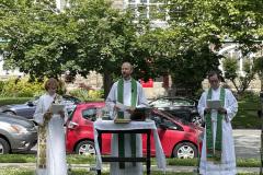 Mass on the Grass 2021