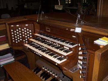 Aeolian-Skinner Organ