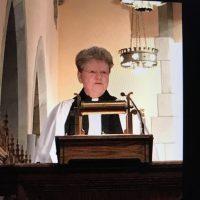 The Rev. Dr. Carolyn Bradley